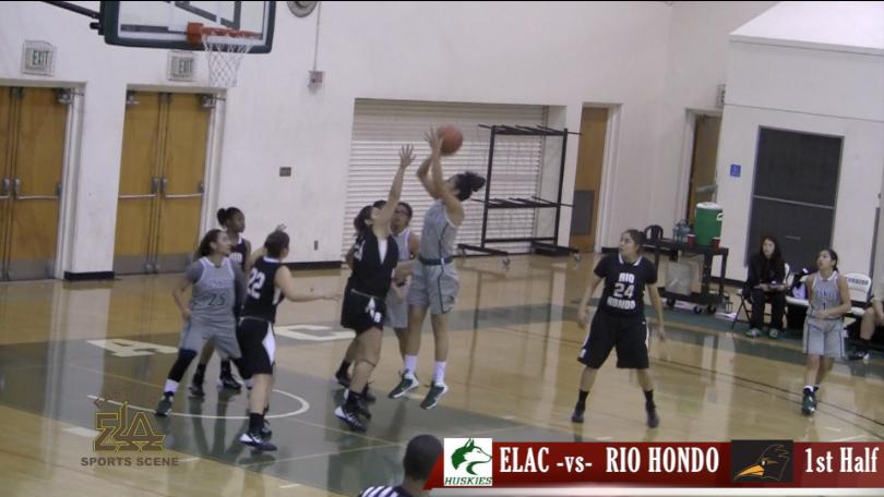 ELAC vs. Rio Hondo College